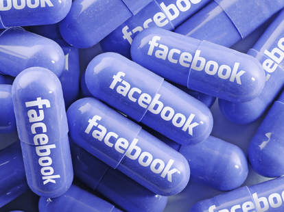 Addicted to Facebook?