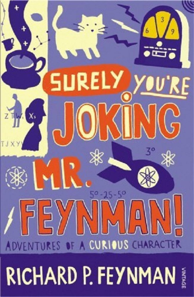 a TMOD theme on Surely you're joking Mr. Feynamn